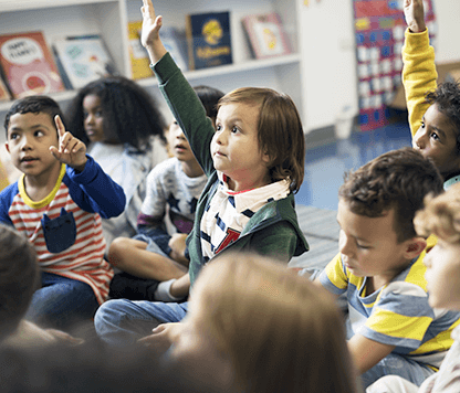 Kickoff to Kindergarten