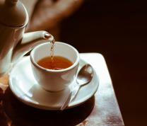 Tea and Lemon Vatrushka with Yevgeniya Rozentsvit