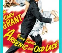 Classic Comedy Movie Arsenic and Old Lace
