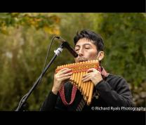 Native American Heritage Month: Quechua & Mestizo Roots of Andean Music by Geo Suquillo