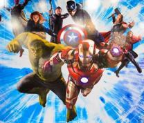 QPL Comics: Superhero Storytime
