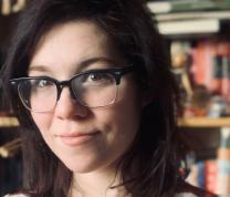 "QPL Comics: Drawing with Kristen Gudsnuk, author of ""Henchgirl"" and ""Making Friends"""