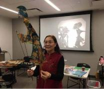 Online Workshop on Traditional Style Chinese Shadow Theatre Making
