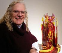When Art Speaks: Glass Sculptures with Fine Glass Artist Renee Radenberg
