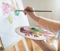 Creative Aging Workshop:  Drawing - Perceptions of Light and Dark image