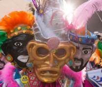 Celebrate Dominican Independence Day: Dominican Carnival Masks Craft