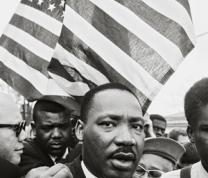 When Art Speaks...Photographer Steve Schapiro/Images of the Civil Rights Movement