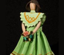 Dominican Independence Celebration: Dominican Faceless Dolls