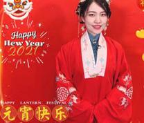 Celebrate Lunar New Year with Hanfu NYC