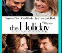 "Monday Movie: ""The Holiday"""