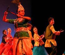 Celebrating Immigrant Heritage: Vasant Leela: Indian Kathak Dances for Spring by The Kathak Ensemble