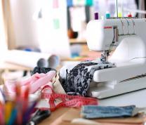 Sewing with Geraldine Hazel: Fabric Bowl image
