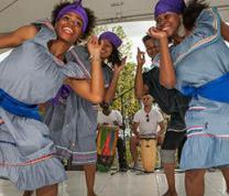 Celebrate Haitian Flag Day with La Troupe Zetwal