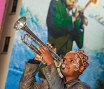 Summer Reading: Beat the Blues Concerts: Music of New Orleans with Alphonso Horne and Gotham Kings