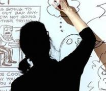 Summer Reading: Explorations in Cartooning with Cara Bean: Color & Mood image