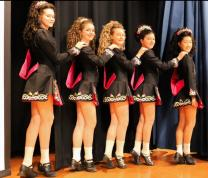 Be Proud. Be Counted. Irish Step Dancing