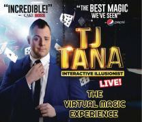 Summer Reading Kickoff: Magic Show with TJ Tana