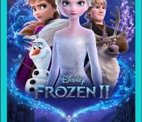"Monday movie ""Frozen 2"""