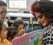 Virtual Drag Queen Story Hour
