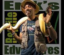 "Summer Reading Kickoff: Facebook Live Reptile ""Edventures"" with Erik Callender"